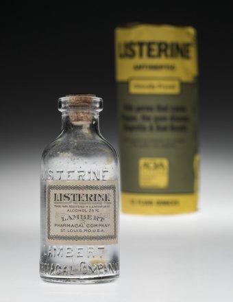 listerine antiguo