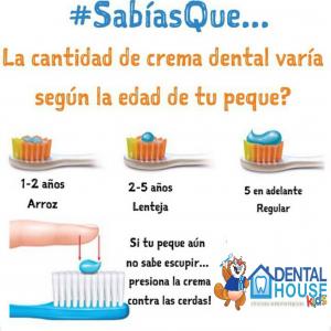pasta dental niños