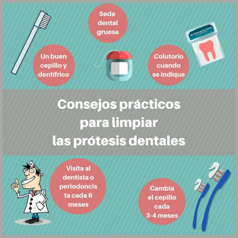 implantes dentales infografia
