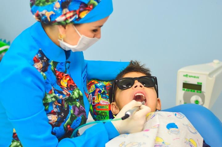 Cuidado dental para el regreso a clases