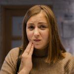 Por que hay dolor después del empaste dental
